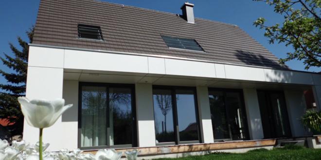 Architekt Radebeul wohnen neubau referenzen rau architekten in dresden