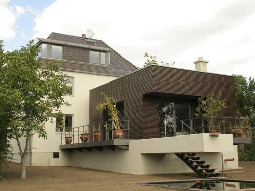 Architekt Radebeul referenzen überblick rau architekten in dresden
